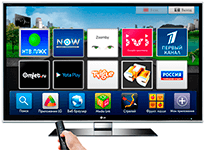 установка smart tv