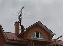 Ремонт  эфирных антенн в  Балашихе