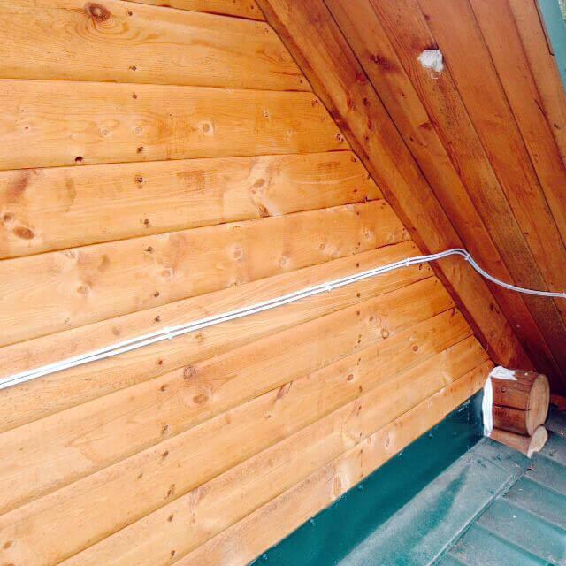 Прокладка кабеля для домофона в Балашихе