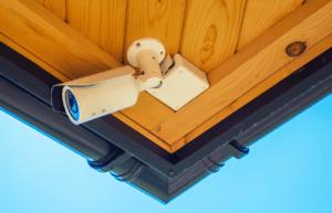 камера видеонаблюдения в частном доме